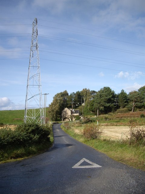 Road to Millhill