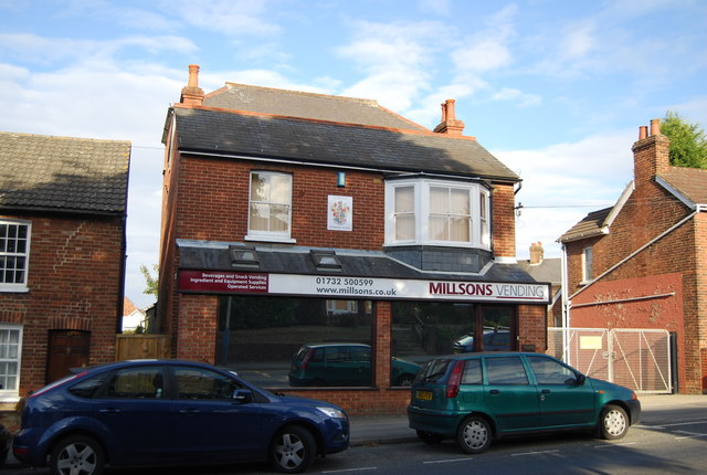Millsons Vending, Pembury Rd
