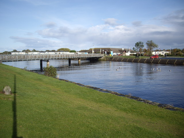 Bridge over River Nairn