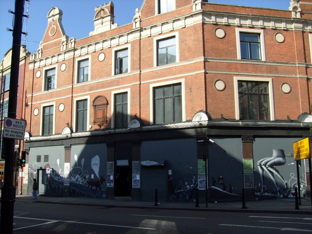 The 333 Club / Mother Bar, Old Street