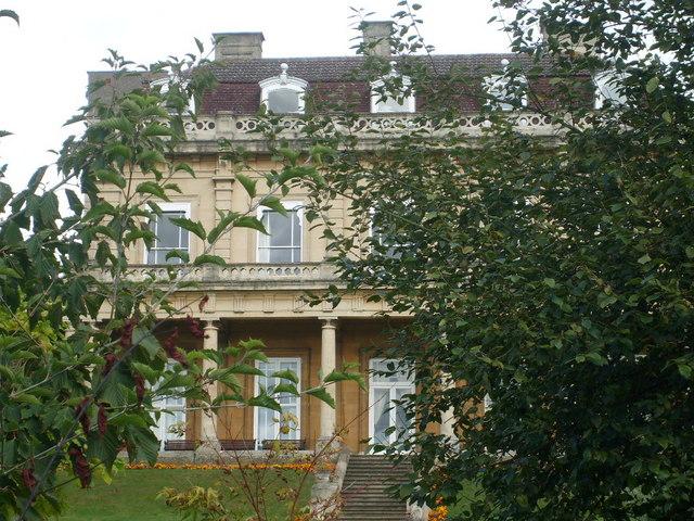 Headington Hill Hall