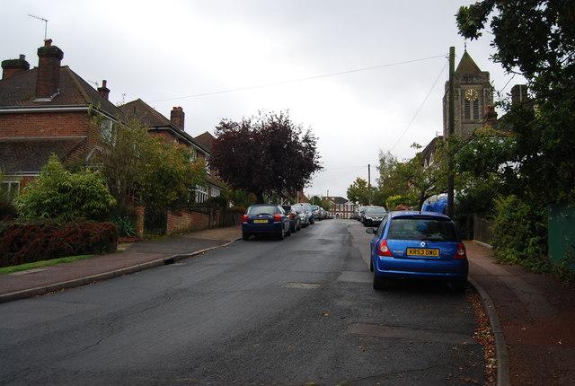 St Luke's Rd