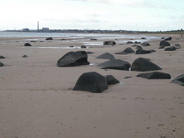 Beach, Lundin Links