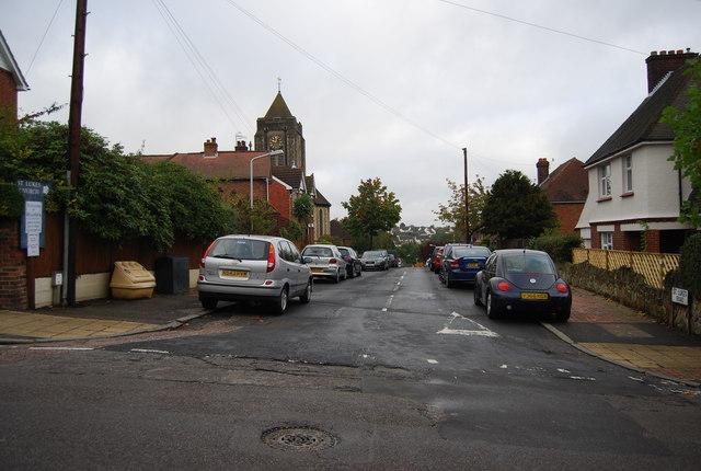 St Luke's Rd & Stephen's Rd junction