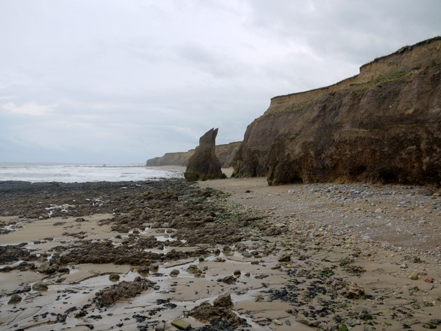 Coastal scenery near Ryehope