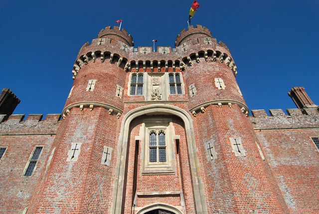 The Gate House, Herstmonceux Castle