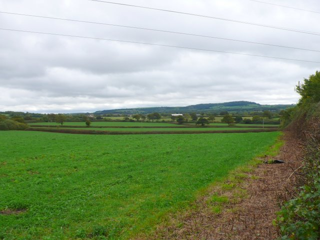 Countryside near Droop