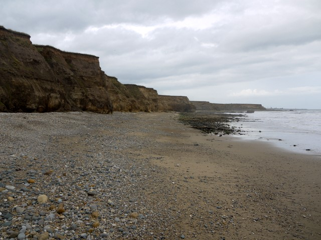 Cliffs north-east of Ryehope