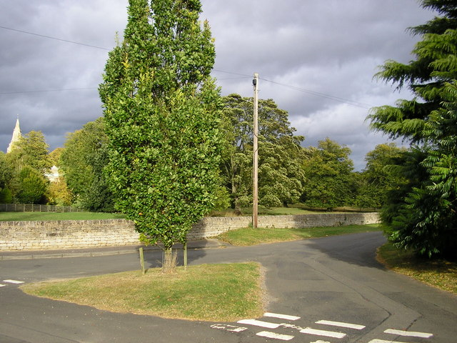 End of New Road, Clipsham