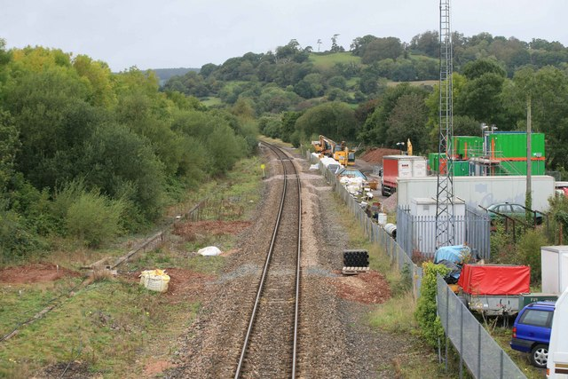 Once Seaton Junction change here no more.
