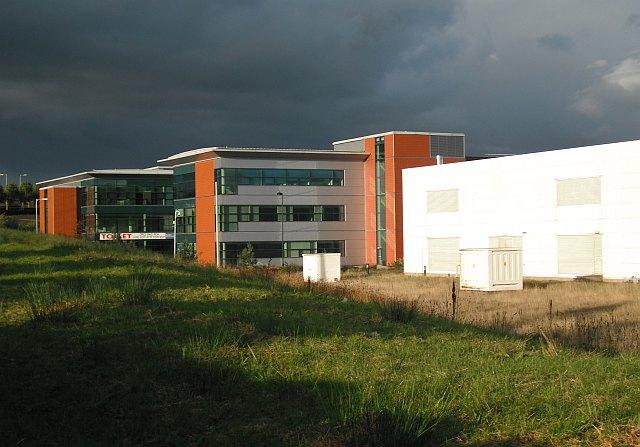 Industrial building, Eurocentral