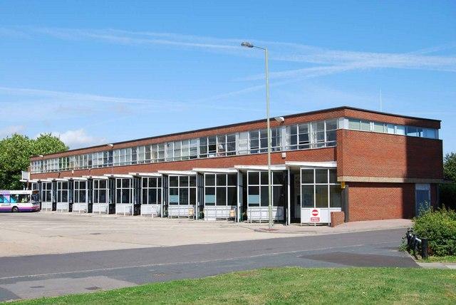 Gosport Bus Station