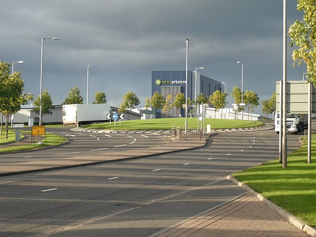 Roundabout, Eurocentral