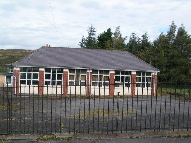 School, Llanelly Hill