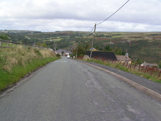 Llanelly Hill