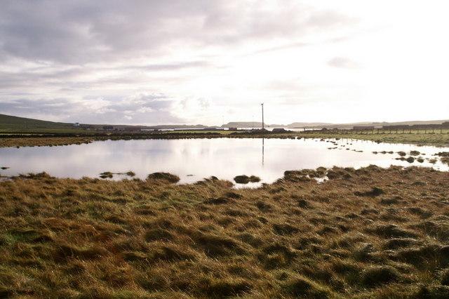 Buness Loch, Baltasound