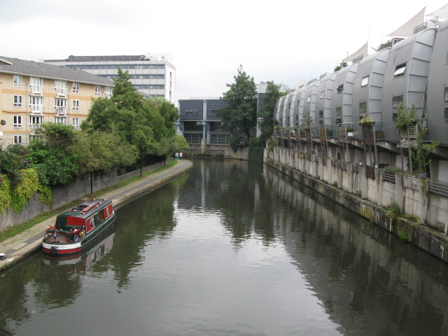 The Regent's Canal, east of Kentish Town Road, NW1