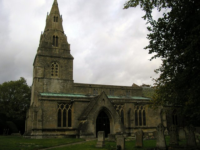 St Mary's Church, Clipsham