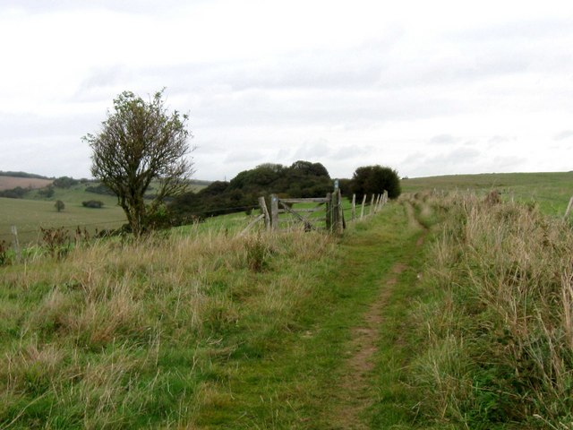 Path at Waterpit Hill