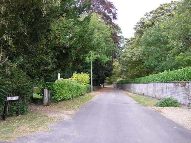 Bradley Lane, Clipsham