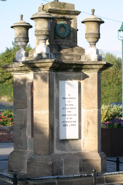 Fazeley War Memorial  (4)