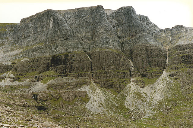 The Triple Buttress