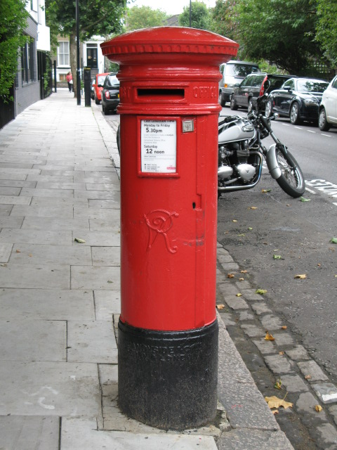 Victorian postbox, Bartholomew Villas / Lawford Road, NW1