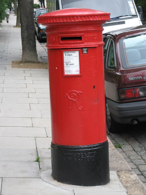 Victorian postbox, Patshull Road / Patshull Place, NW5