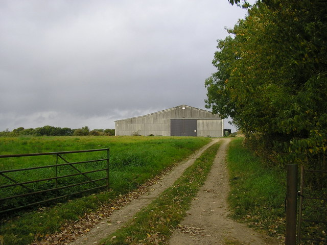 Farm Building, Top of Bradley Lane, Clipsham
