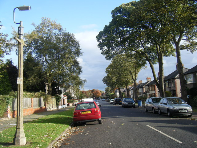 South Sudley Road