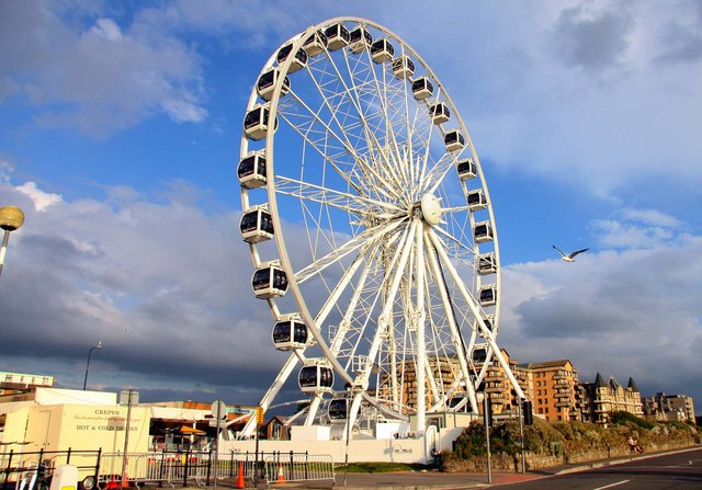 The Big Wheel at Weston-Super-Mare