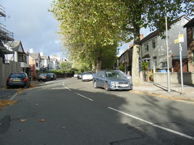 Garston Old Road
