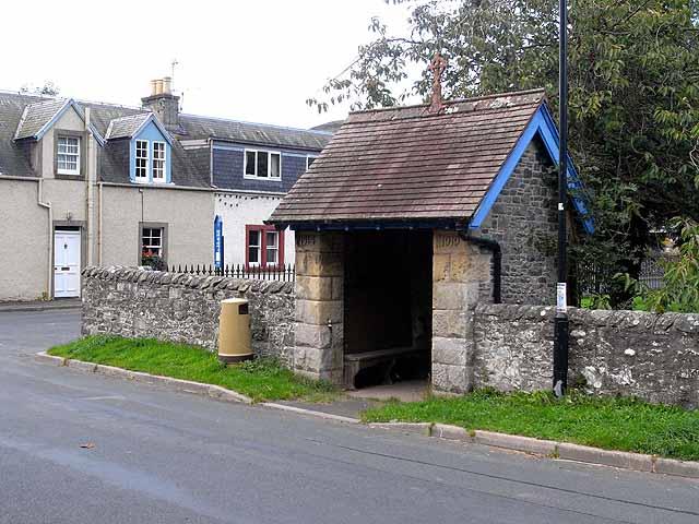 Ettrickbridge War Memorial