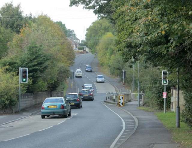 2009 : B3355 Northmead Road, Midsomer Norton