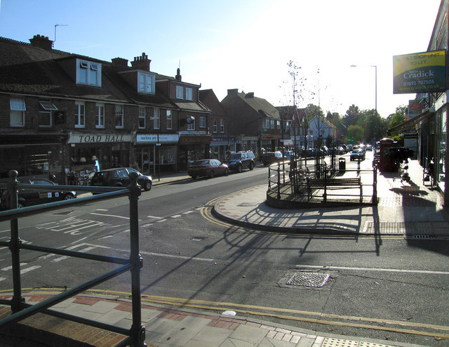 A265/High Street, Heathfield, East Sussex
