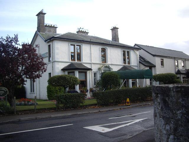 Lovat Lodge Hotel, Nairn