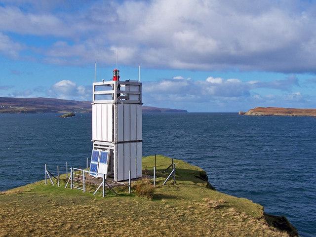 Navigation light, Uiginish Point