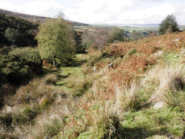 The O Brook valley