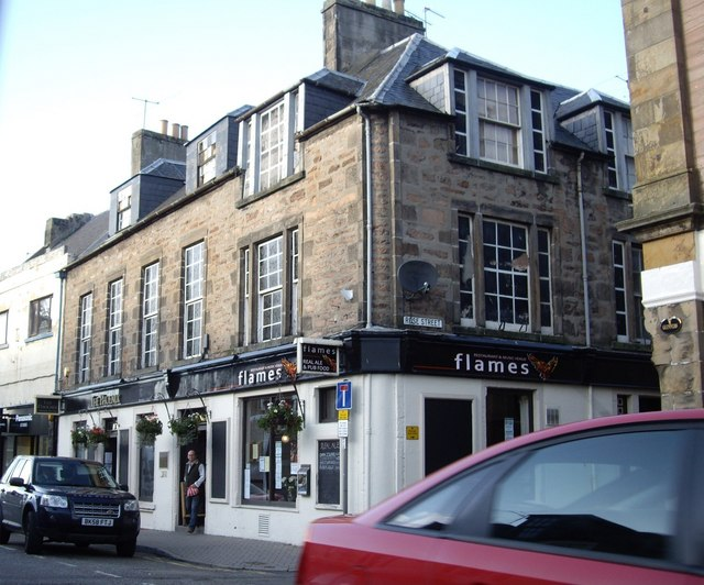 Restaurant and Music Venue, Nairn