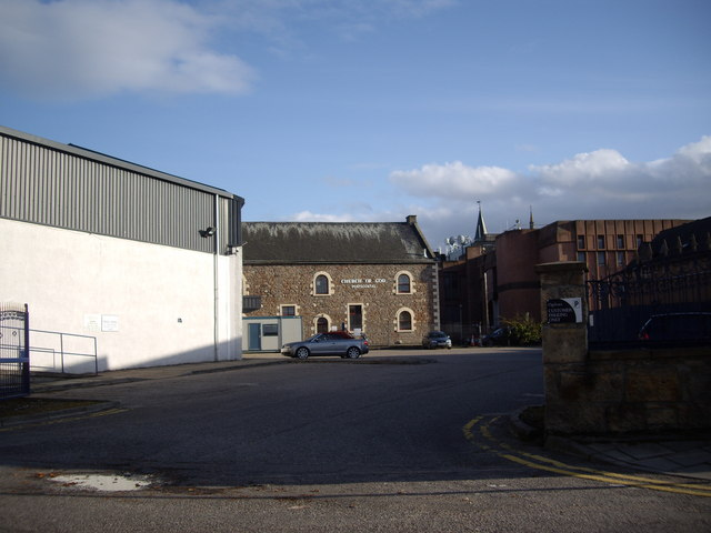 Church of God, Inverness