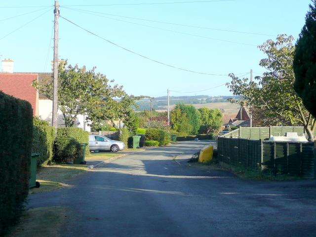 Blacksmith's Lane, Little Beckford