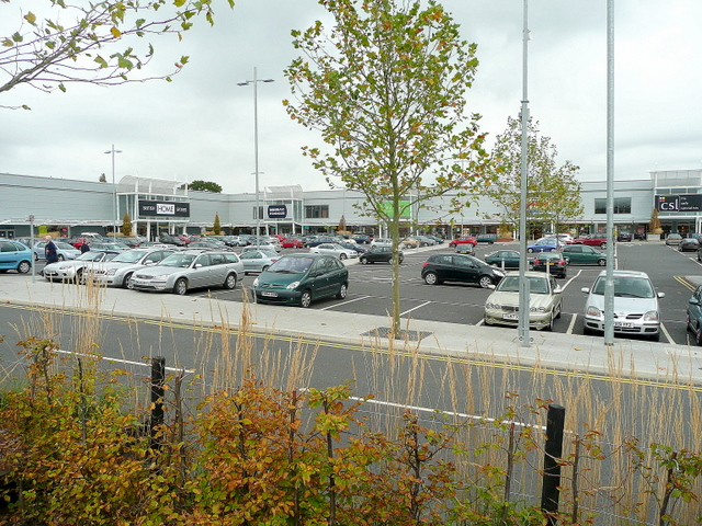 Giltbrook Retail Park 1