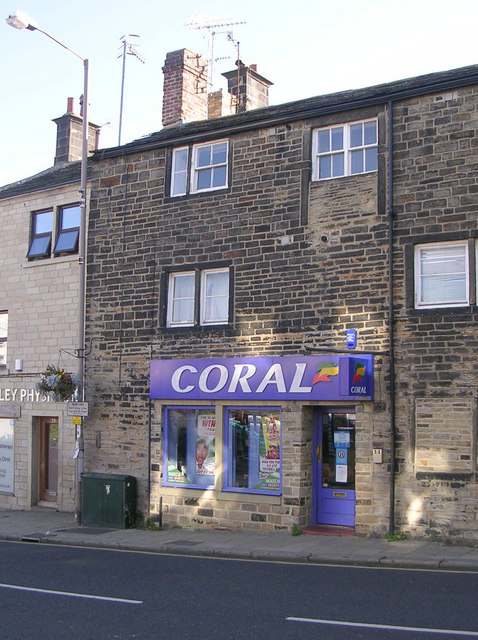 Coral Betting Shop - Town Street