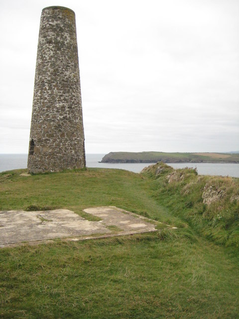 Tower on Stepper Point