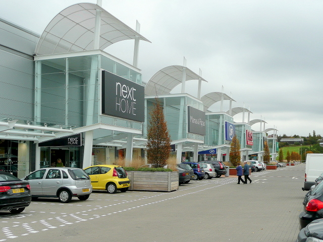 Giltbrook Retail Park 2