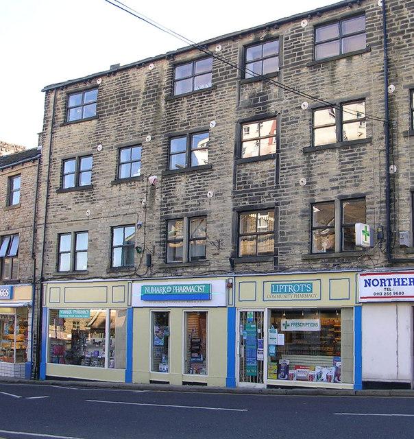 Liptrot's Pharmacy - Town Street