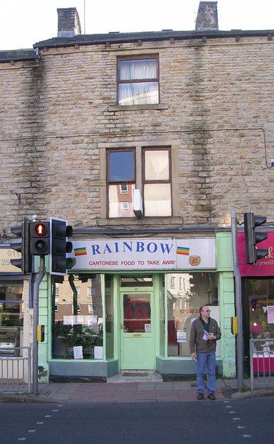 Rainbow Takeaway - Town Street