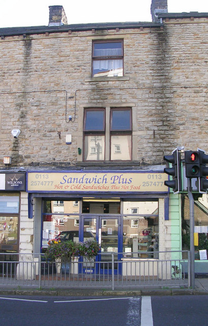 Sandwich Plus - Town Street