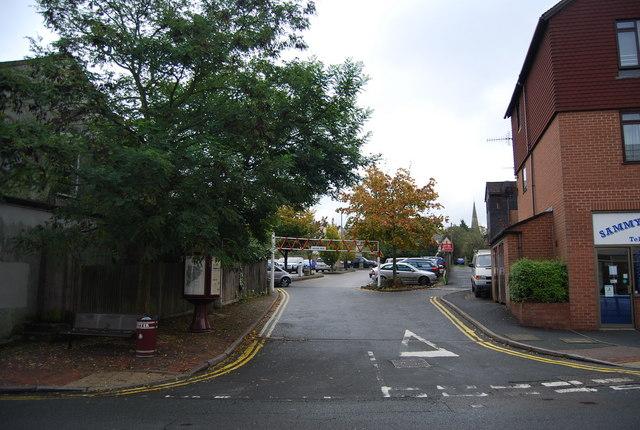 Camden Road Car Park