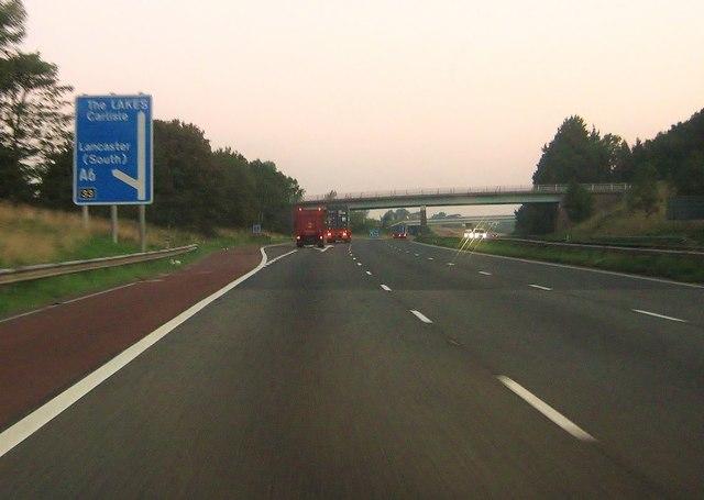 Junction 33, M6